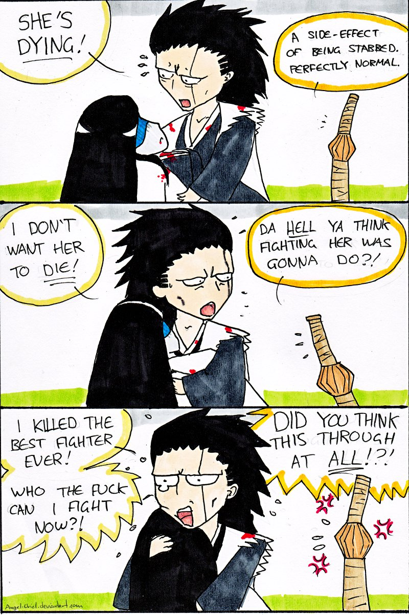 yachiru and kenpachi relationship memes