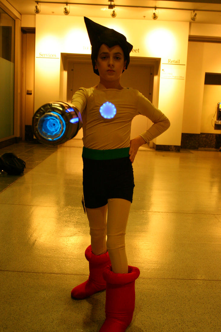 Astro Boy - ECCC 2012 by nwpark ...  sc 1 st  DeviantArt : astro boy costume for adults  - Germanpascual.Com