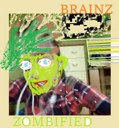 zombified by totaldrawn