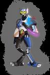 Lasers and Lightspeed: Xylark bounty hunter