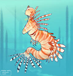 Lionfish by Rosey-arts