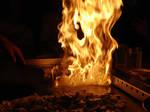 Japanese Hibachi Flame 2