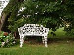 Medina Chapel Lawn Bench