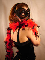 Jodi Wicked Black Mask 04 by FantasyStock