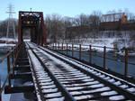 Fox River Railroad Trestle 09