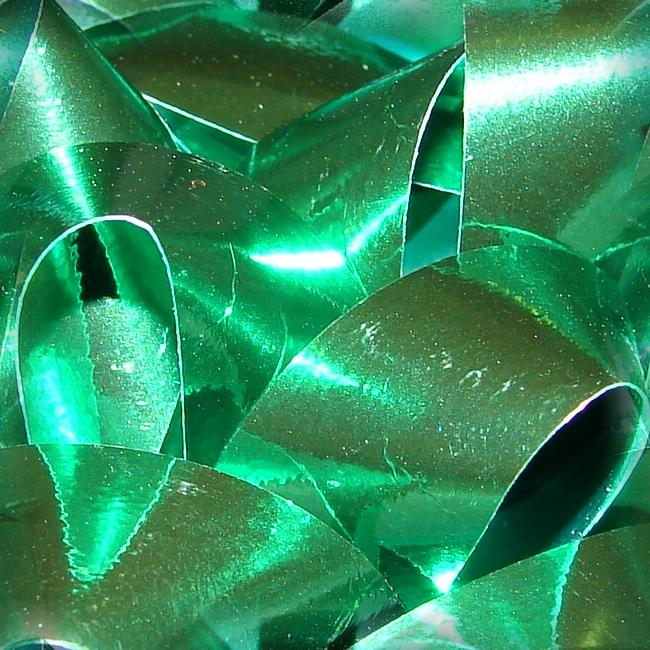 Seamless Green Ribbon Texture