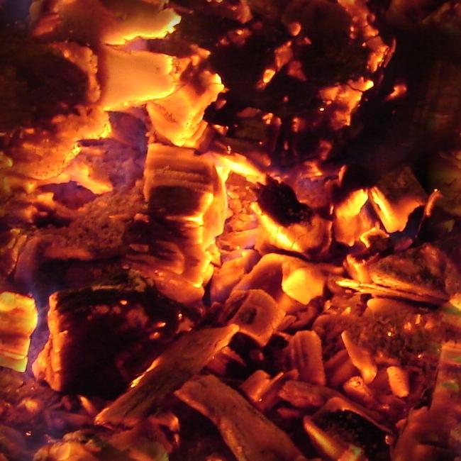 Seamless Hot Coals Texture 1 by FantasyStock