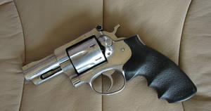 .357 Magnum Revolver Handgun 3 by FantasyStock
