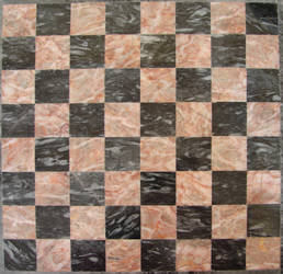 Marble Chess Board Texture 1 by FantasyStock