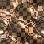 Marble Chess Board Texture 3