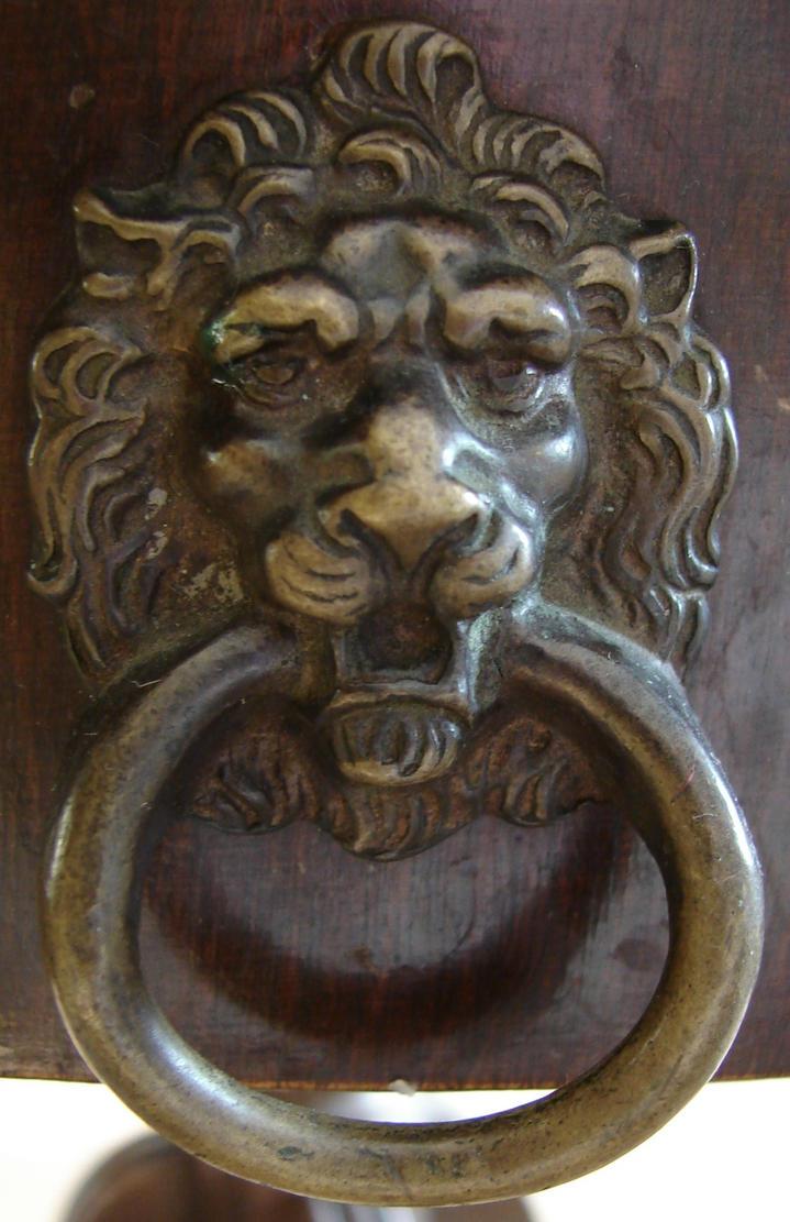Bronze Lion Door Knocker by FantasyStock ... & Bronze Lion Door Knocker by FantasyStock on DeviantArt pezcame.com