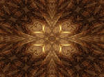 Abstract Bronze Background