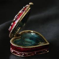Heart Shaped Trinket Box by FantasyStock