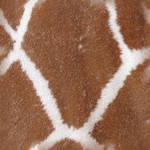Seamless Giraffe Fur Texture