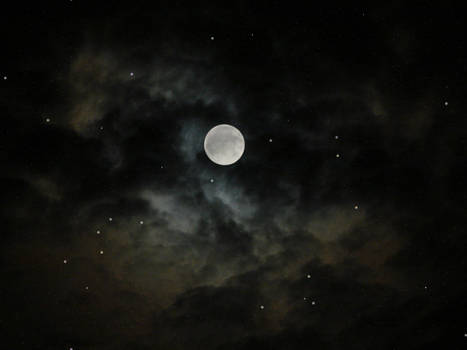 Space Skyscape Background 1 by FantasyStock