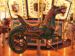 Carousel Dragon Steed by FantasyStock