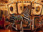 Carousel Zebra Steed
