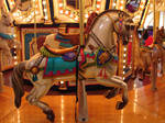 Carousel Horse Steed