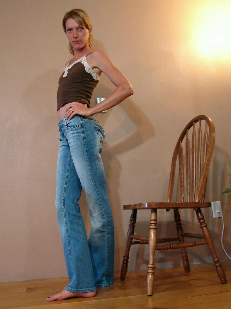 Danielle Denim Blue Jeans 12 by FantasyStock