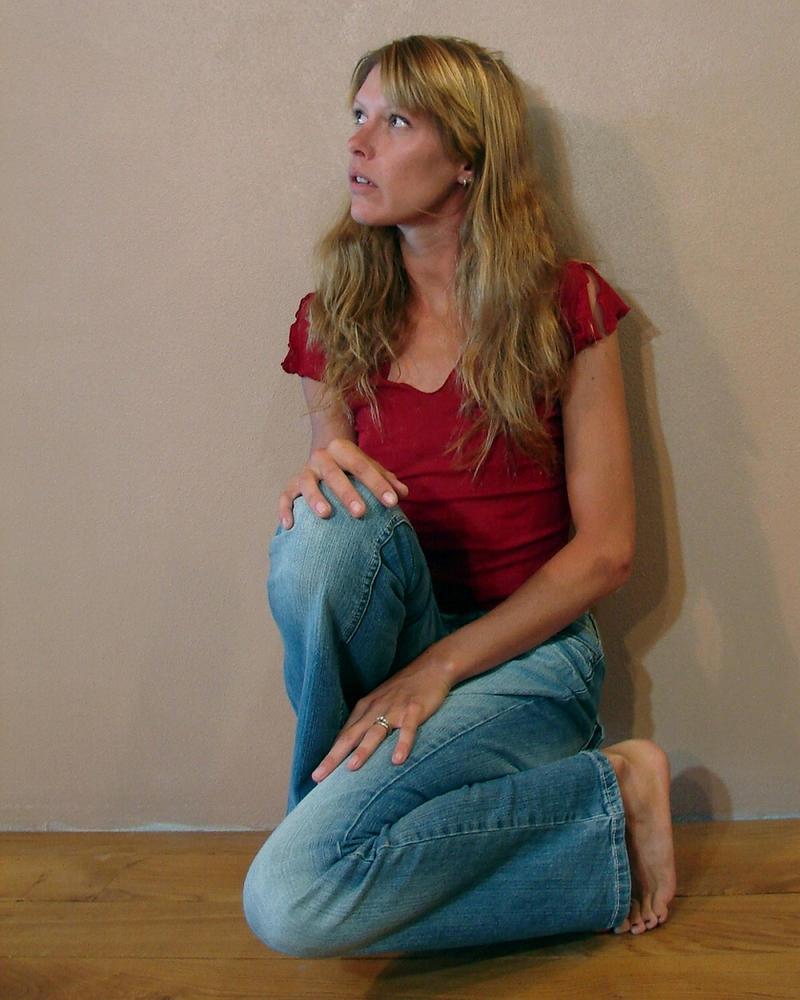 Danielle Denim Blue Jeans 22 by FantasyStock