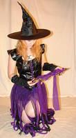 Jodi Purple Halloween Witch 12