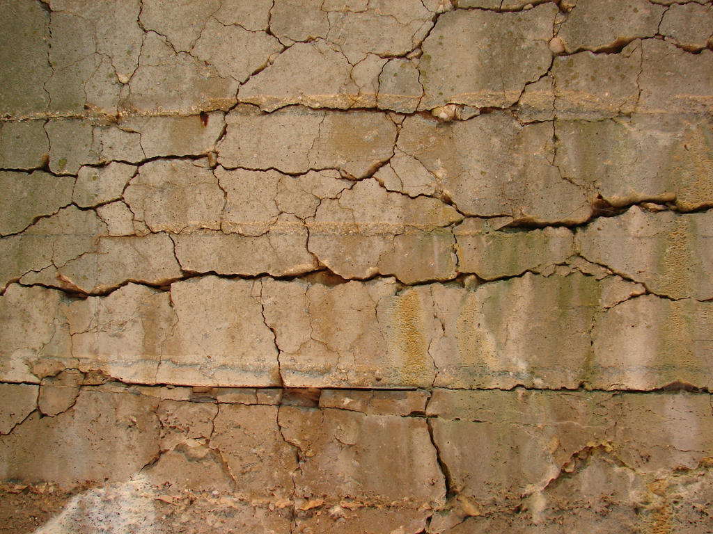 Cracked Granite Rock Texture by FantasyStock