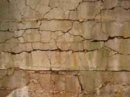 Cracked Granite Rock Texture by FantasyStock