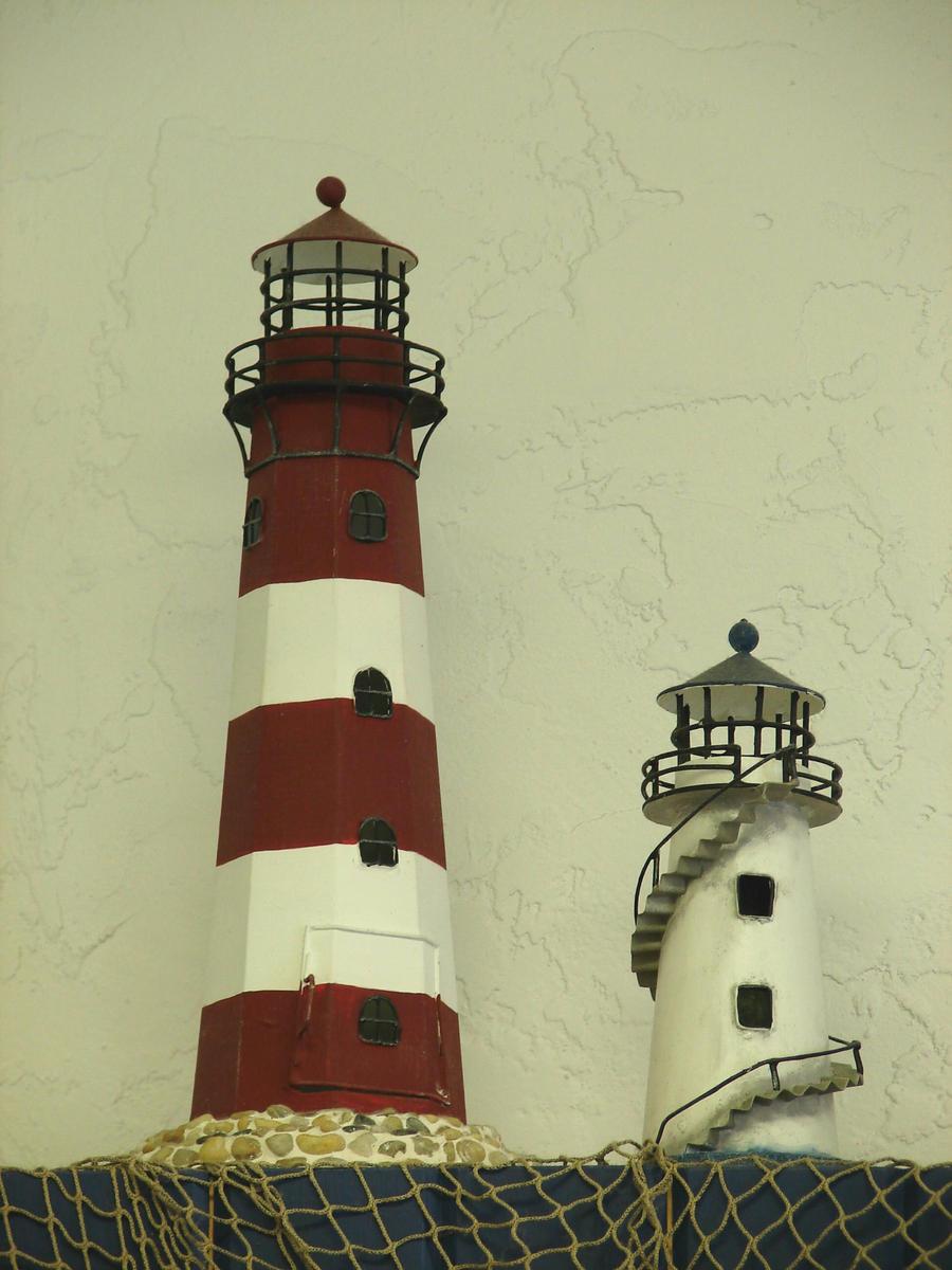 Little Lighthouse Decorations