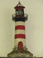 Little Lighthouse Decoration 2 by FantasyStock