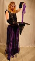 Jodi Purple Halloween Witch 42