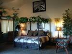 Jungle Room Bedroom
