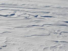 Winter Snow Drift Texture by FantasyStock