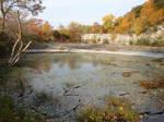 Autumn Cliff Stock Scenery 20