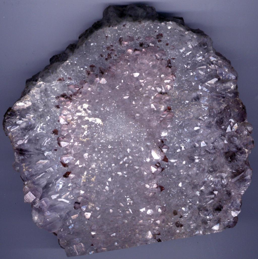 Purple Amethyst Geode 2 by FantasyStock