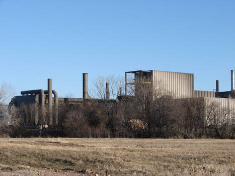 Industrial Factory Backdrop 1