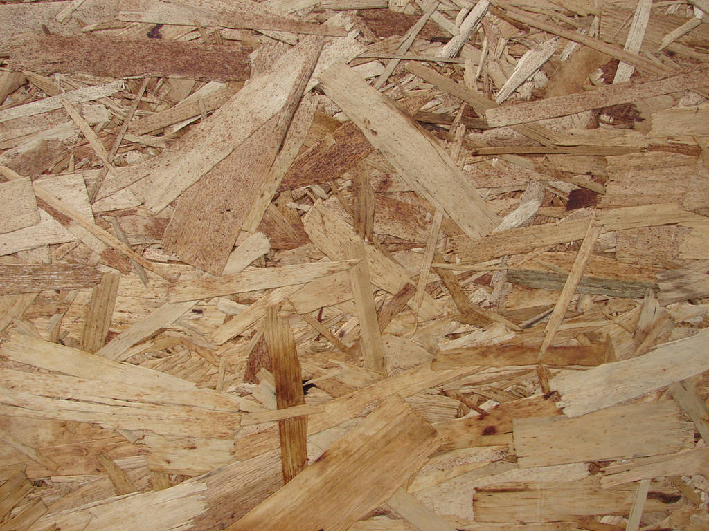 Wood Particle Board Texture by FantasyStock