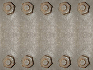 Seamless Bolted Texture