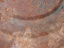 Metal Rust Texture 20 by FantasyStock