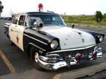 Vintage Police Car 1