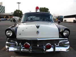 Vintage Police Car 3 by FantasyStock