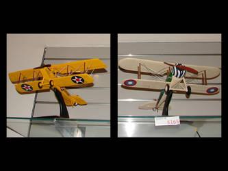 USN Aircraft Models by FantasyStock