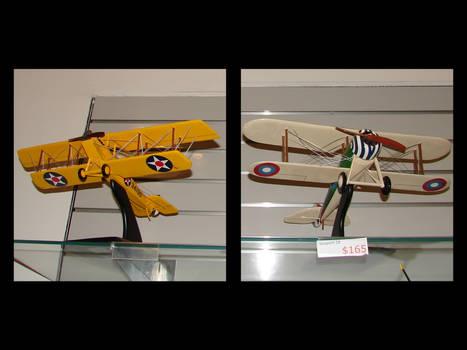 USN Aircraft Models