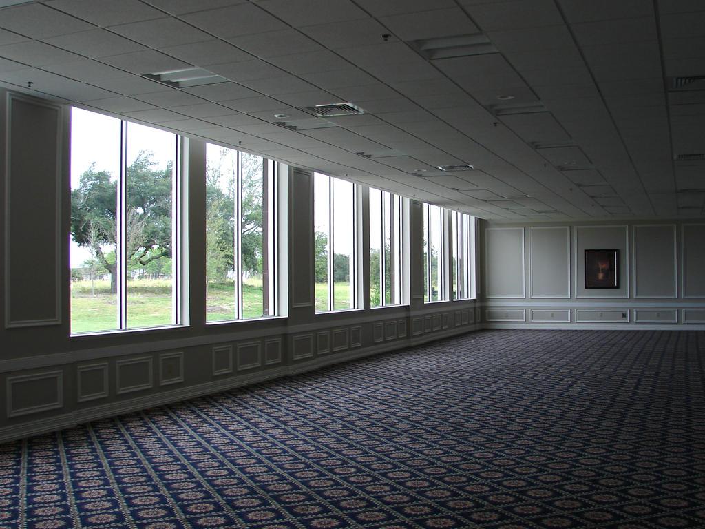 USN Officers Club Interior 1 by FantasyStock