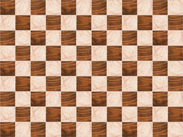 Marble Wood Tile Texture by FantasyStock