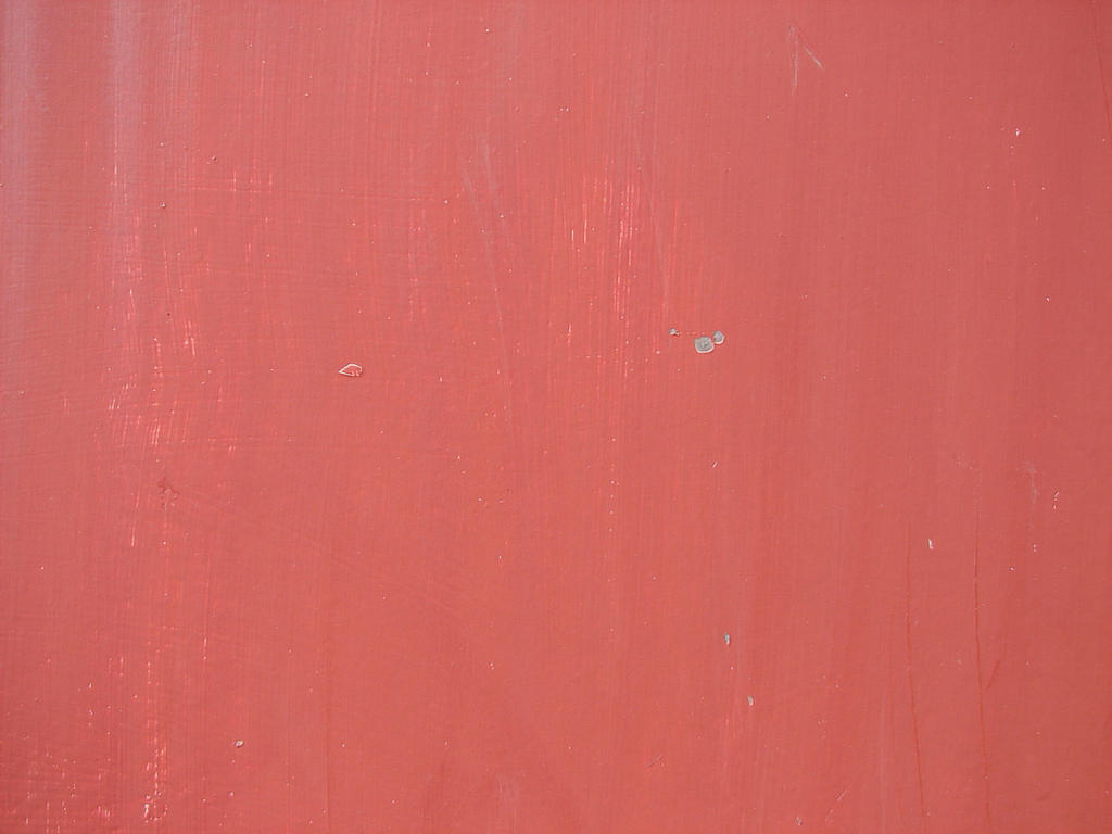 Red Painted Metal Texture 1