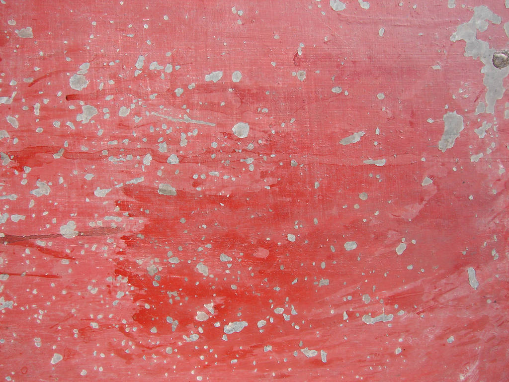Red Painted Metal Texture 2 by FantasyStock
