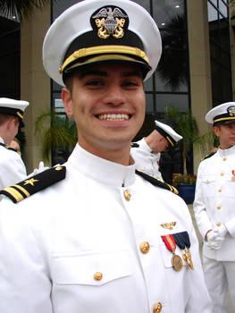 US Navy Flight Officer