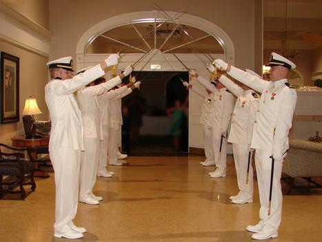 Navy Sword Archers 2