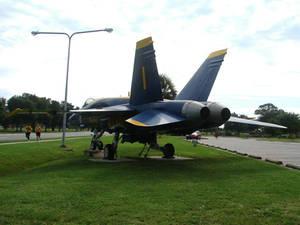 Blue Angels Parking 1