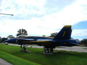 Blue Angels Parking 3